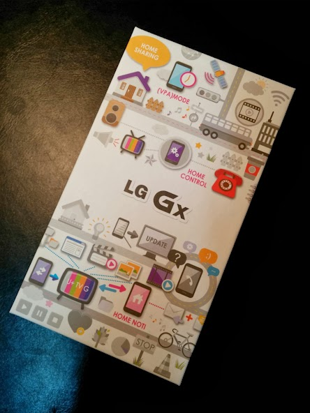 LG Gx 초간단 오픈 케이스