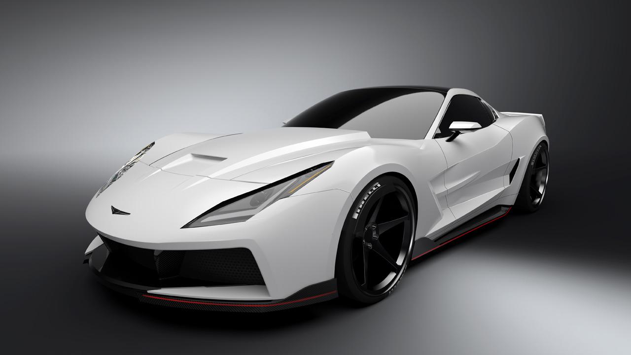 Supervette SV8.R