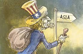 키신저, 아시아 재균형 정책에 대해서
