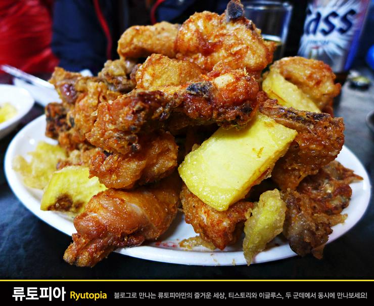2014-16. 남원통닭 (청량리) / 내 세대의 공감....