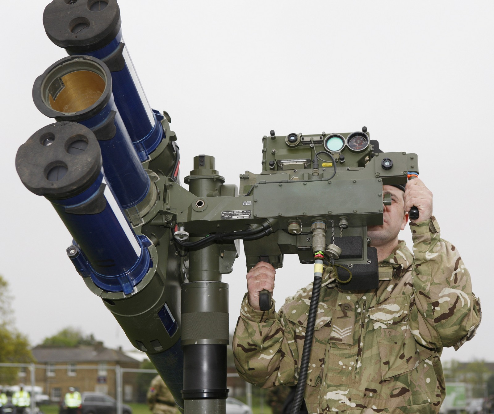 탈레스 UK의 대공 미사일을 구매한 인도네시아 육군