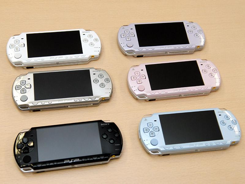 DS←좀 떨어트려도 괜찮다 PSP←떨어트리면 망가..
