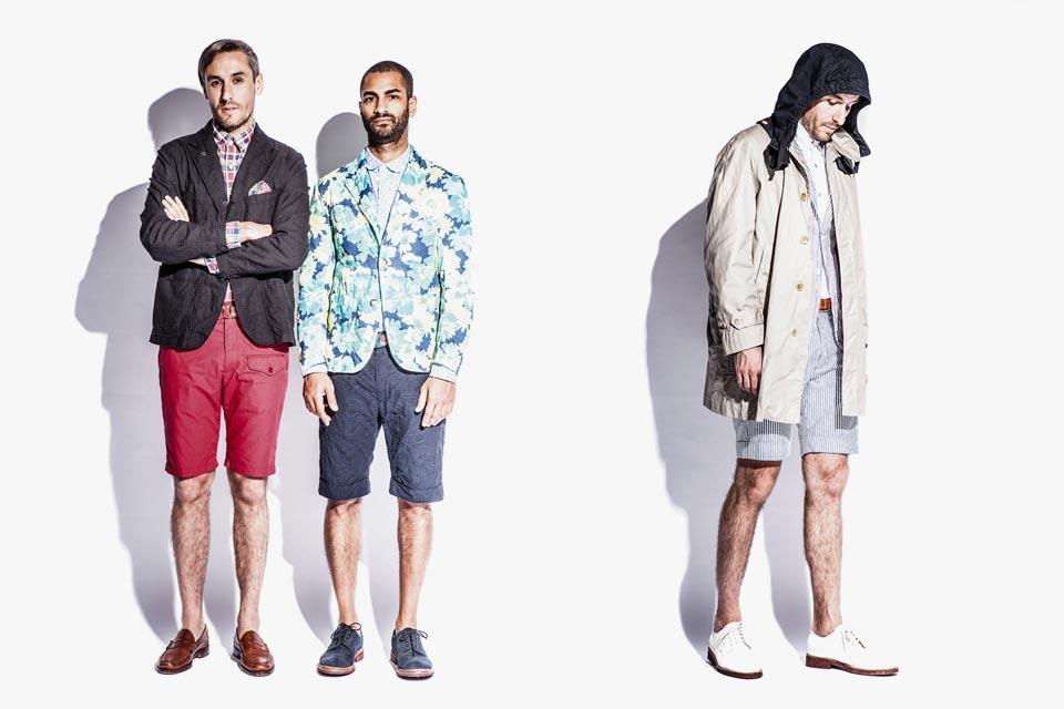 - Engineered Garments Spring/Summer 2014 L..
