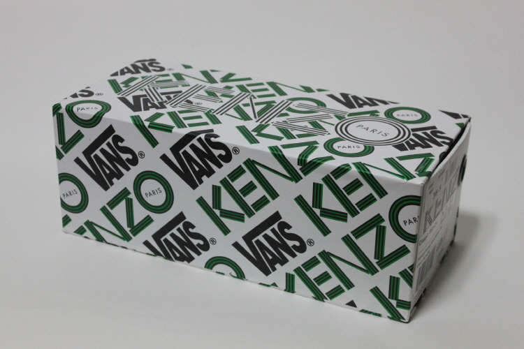 kenzo x vans flying tiger slipon & ipad c..
