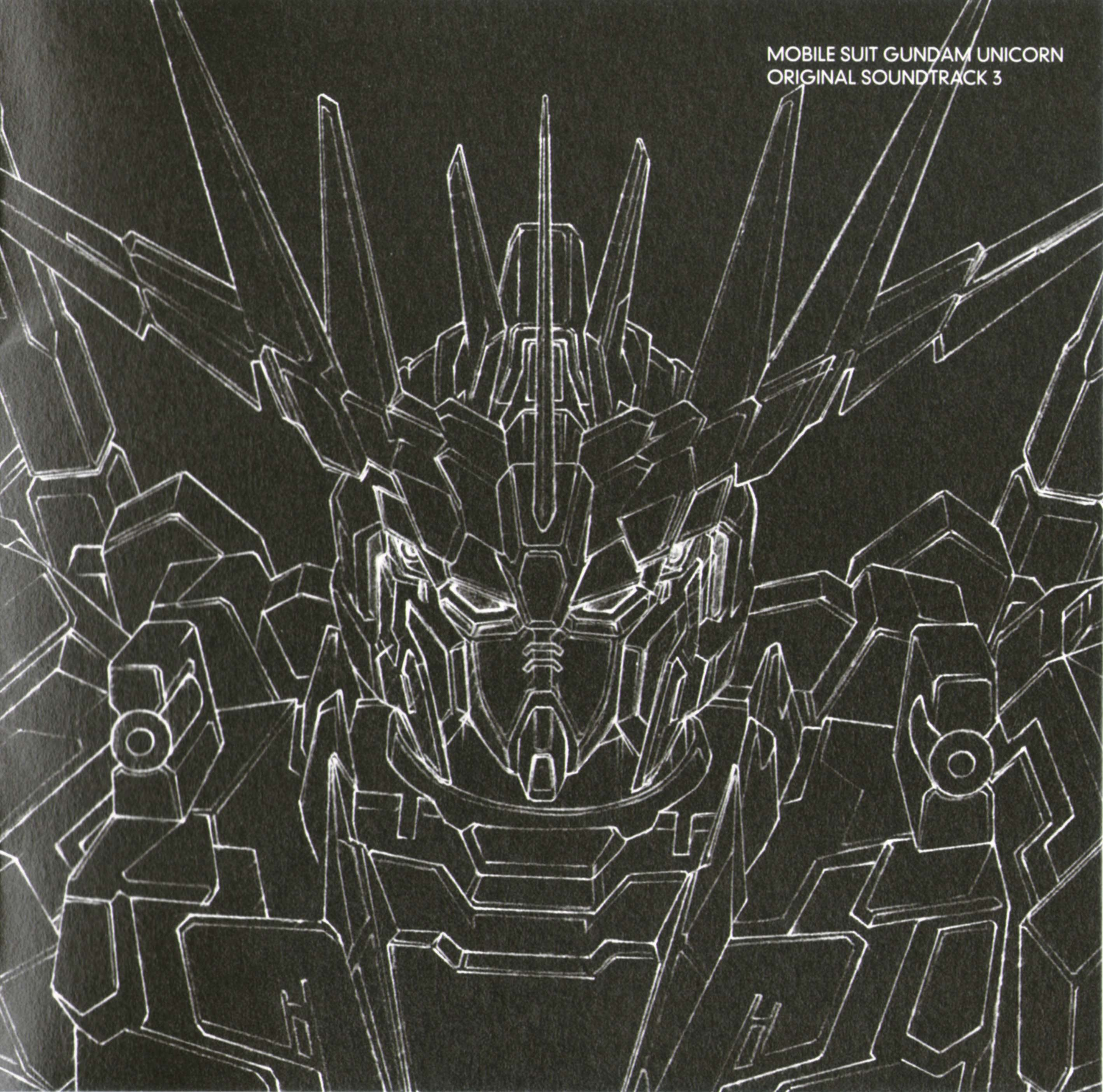 Mobile Suit Gundam Unicorn Original Soundt..