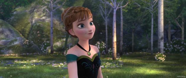 겨울여왕 보면서 뭔가 낯익은 기분이 든다 했는데