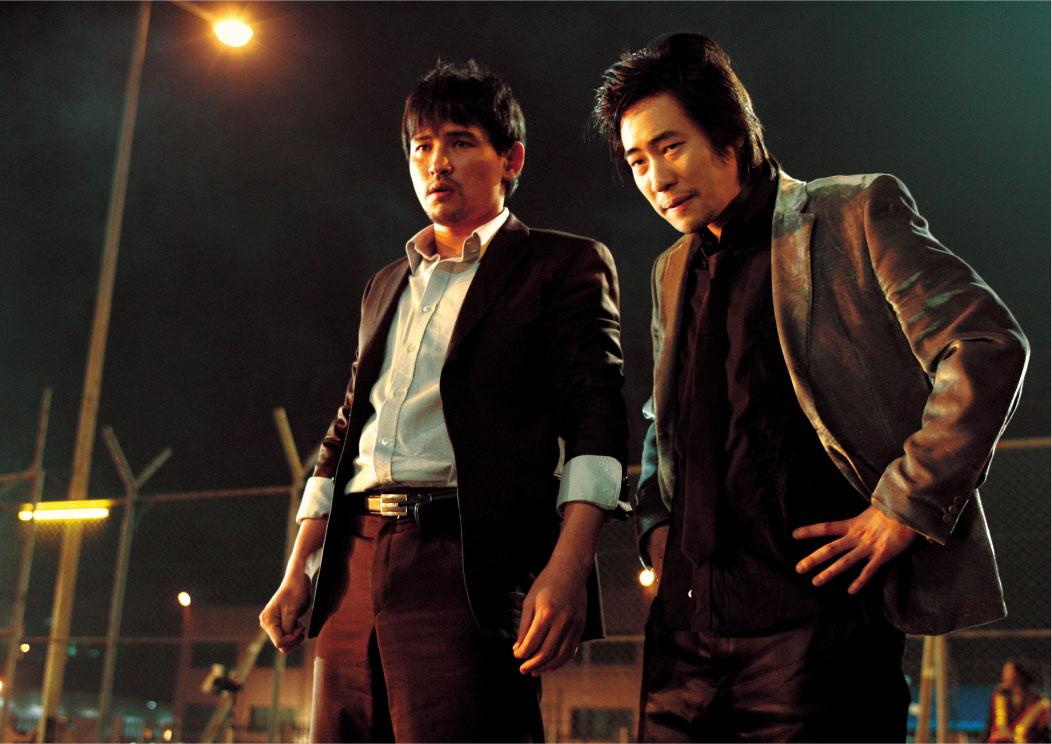 사생결단 (死生決斷, Bloody Tie, 2006)