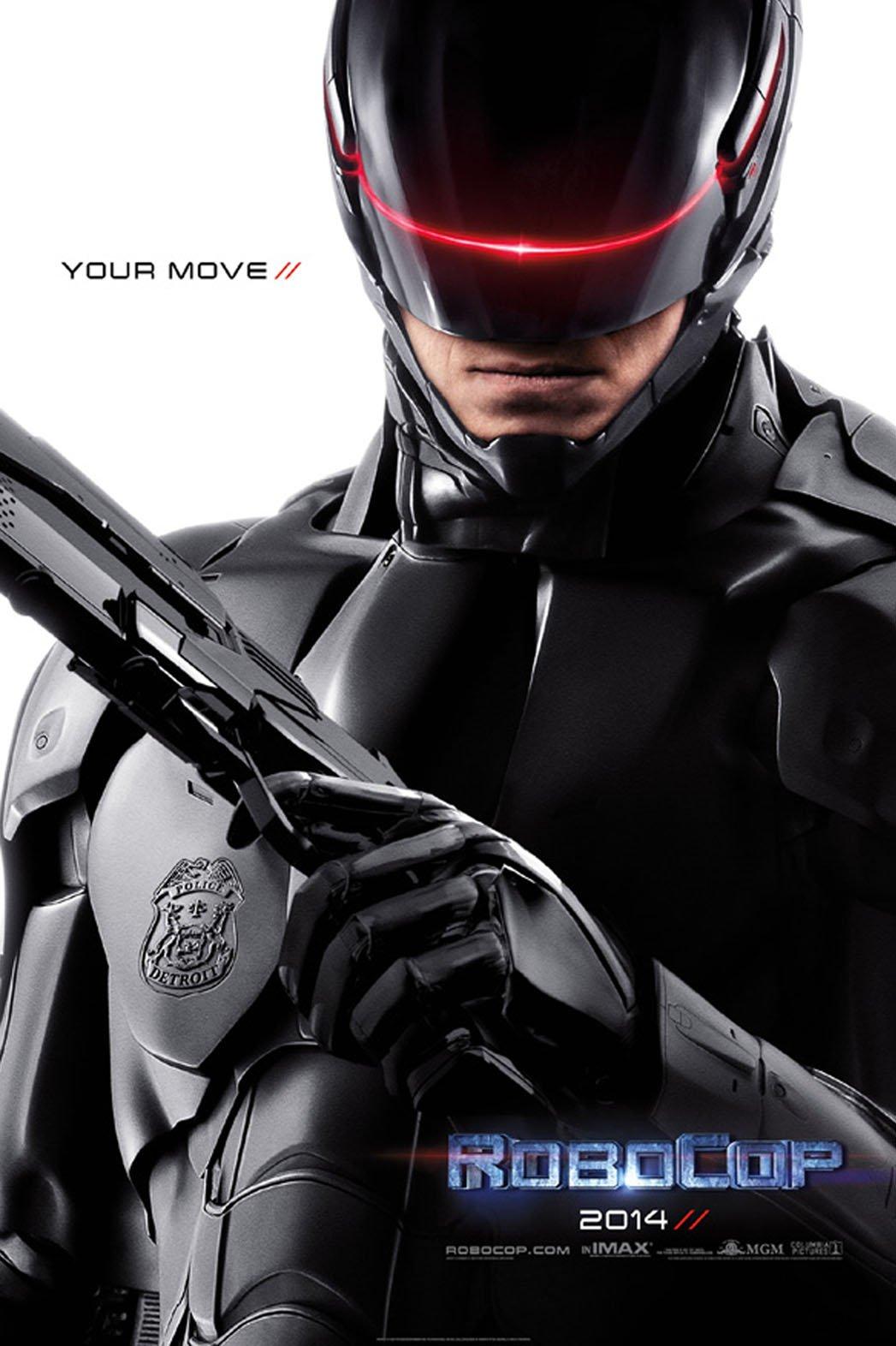 로보캅 (RoboCop, 2014) 을 봤습니다.
