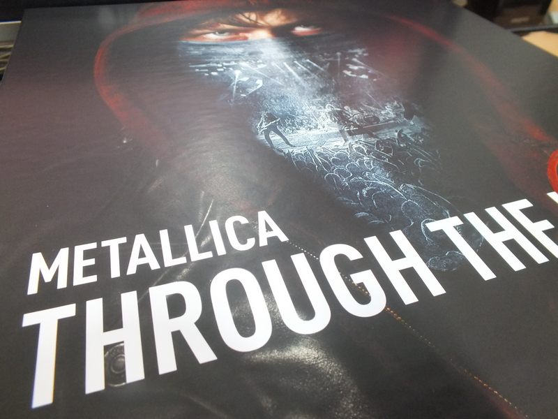 Through The Never - METALLICA