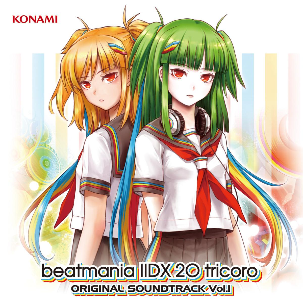 beatmania IIDX 20 tricoro ORIGINAL SOUNDTRAC..
