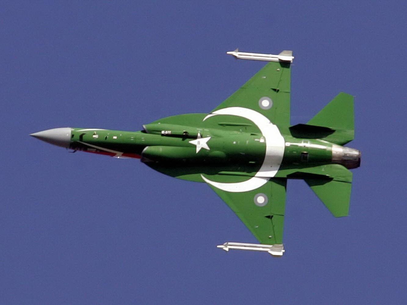 JF-17 전투기에 투영된 파키스탄 공군의 현대화 사업