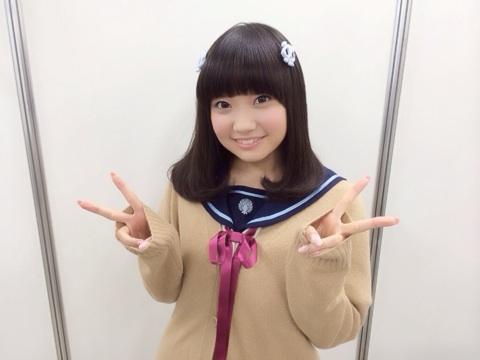 성우 오오하시 아야카가 자신의 블로그에 올린 사진