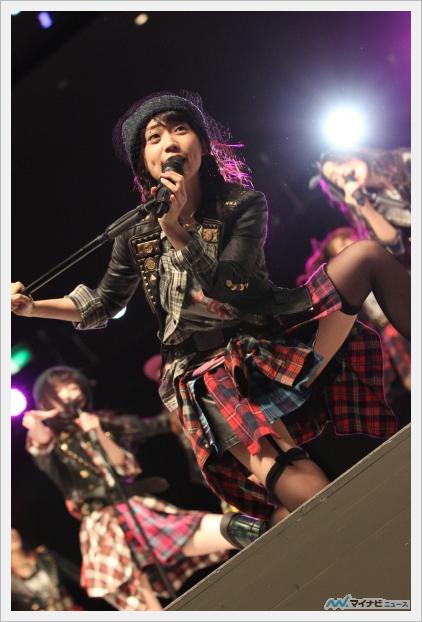 """AKB48·오오시마 유코, 마지막 전국 악수회에서 """".."""