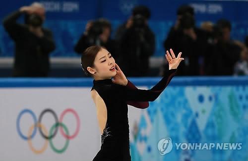 김연아... 당신은 영원한 여왕입니다.
