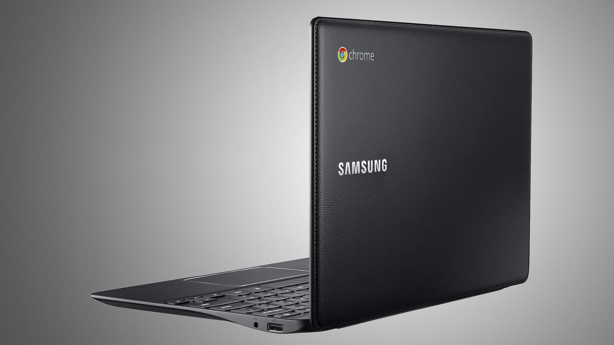 삼성, 가죽 느낌 커버 채용 풀HD 크롬북2 발표