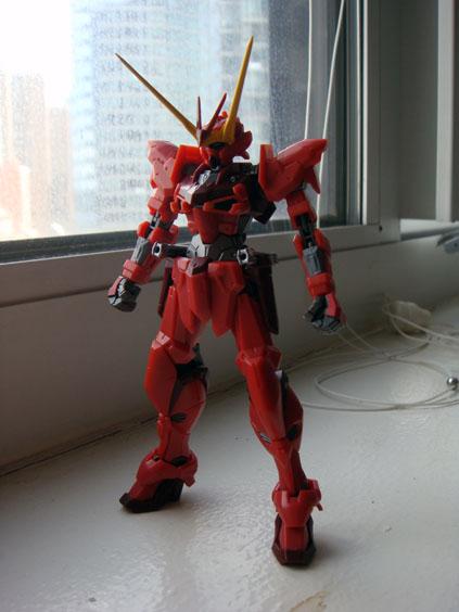 로봇혼 ZGMF-X12A Testament.