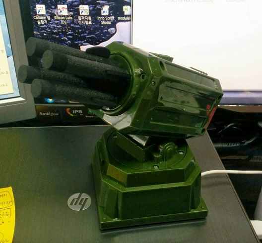 Dream Cheeky USB Missile Launcher 미사일..