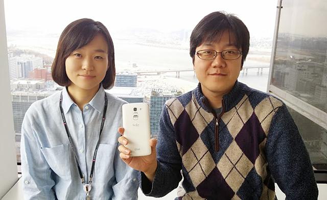 LG G프로2 카메라 개발자 인터뷰