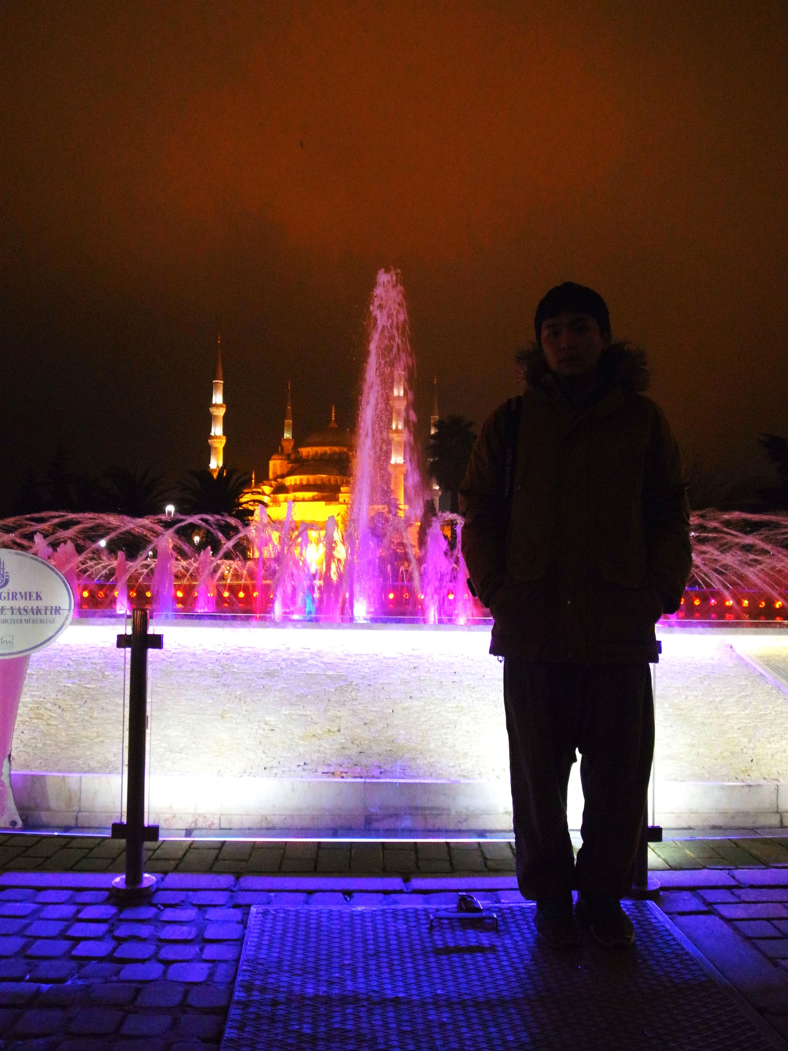 [유럽] 터키 이스탄불 여행 첫번째