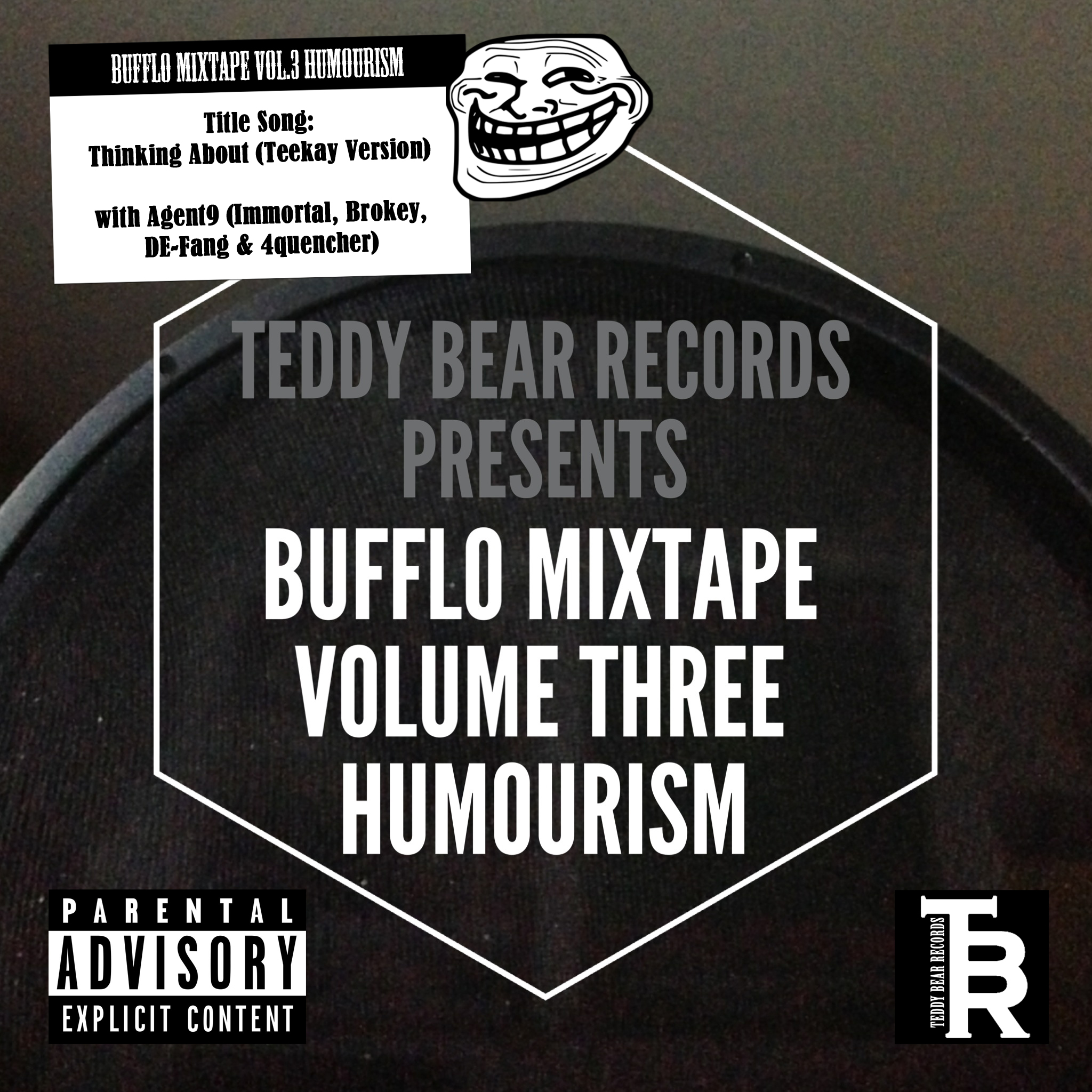 Bufflo Mixtape Vol.3 Humourism