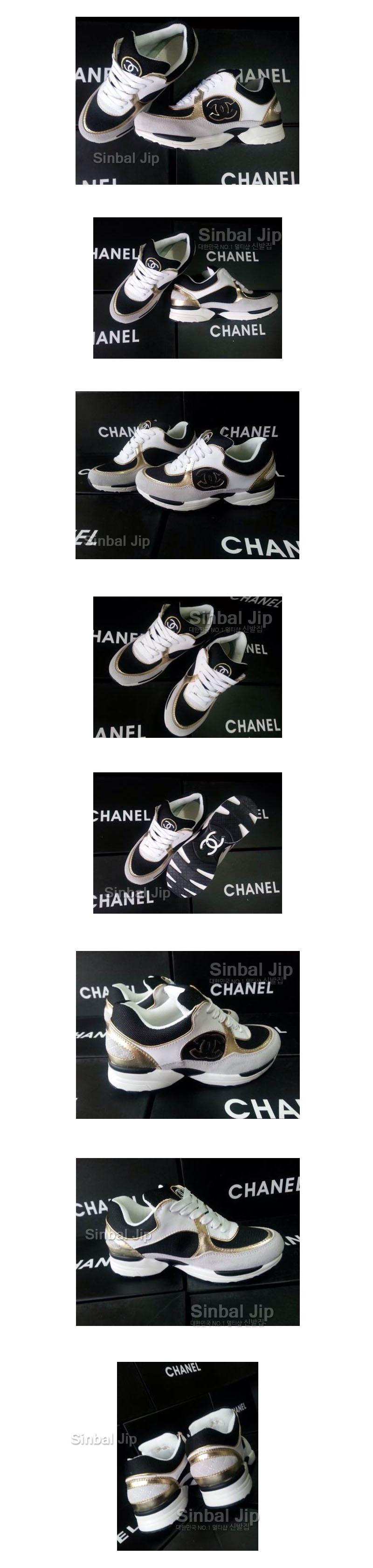 8d1ca055c2c 세상 모든신발 최저가 판매 ==> 신발집.net : [CHANEL]샤넬 크루즈 스니커즈 검금