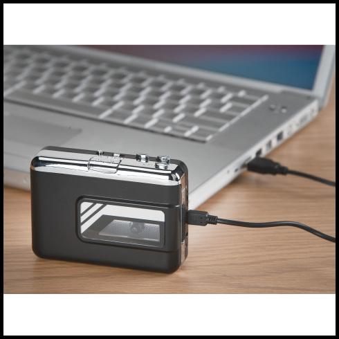 카세트 테이프를 MP3로? USB Cassette to MP3 Co..