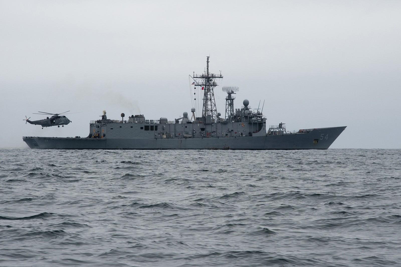 파키스탄 해군의 전력증강을 가로 막은 미 의회