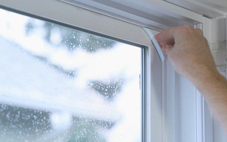 집의 모든 문과 창문을 스마트폰으로 감시 할 수 있..