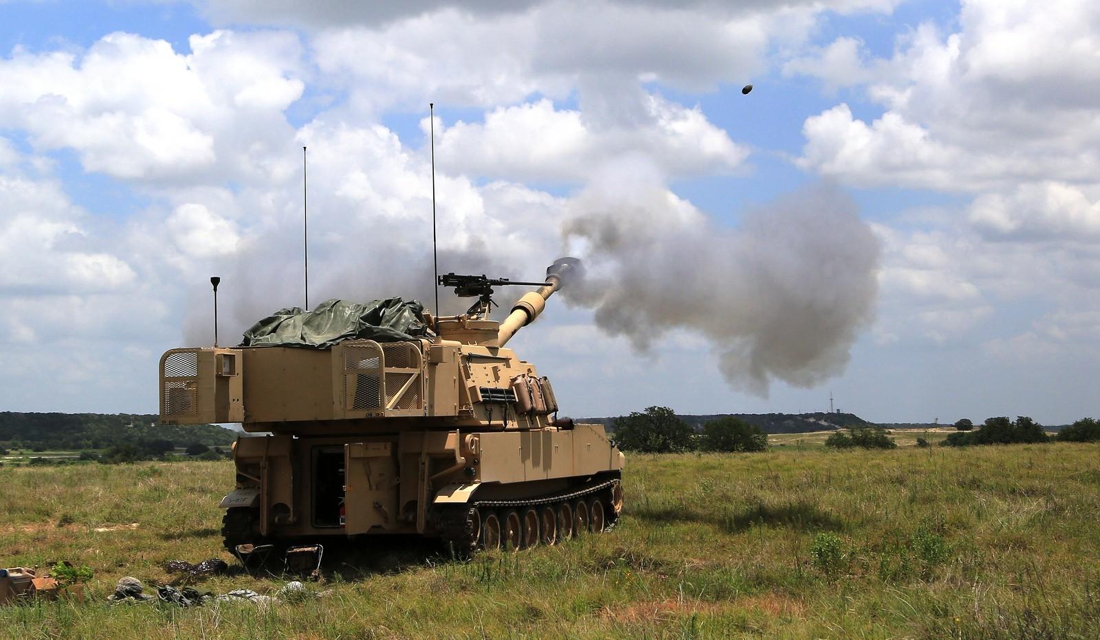 새롭게 개량된 M109 자주포를 생산하려는 미 육군