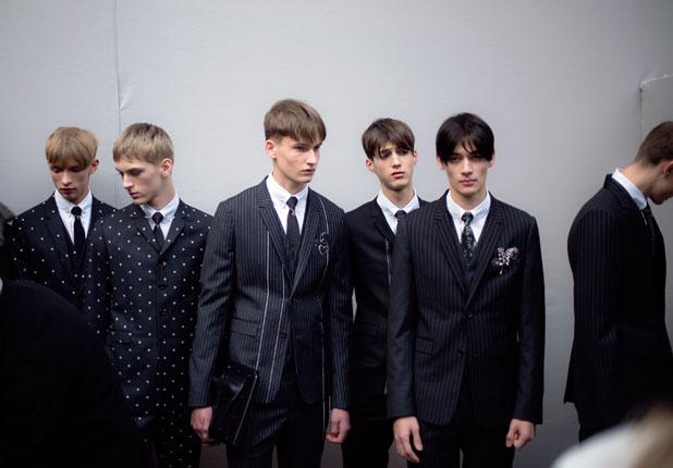 진리의 Dior Homme A/W 2014.....