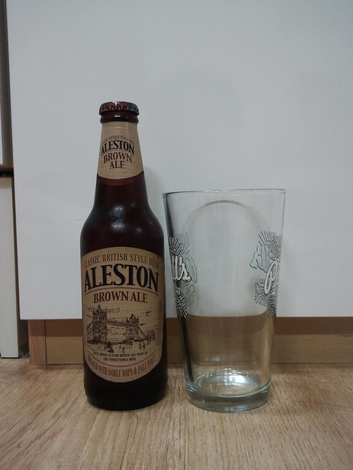 [한국] Alestone Brown Ale(에일스톤 브라운..