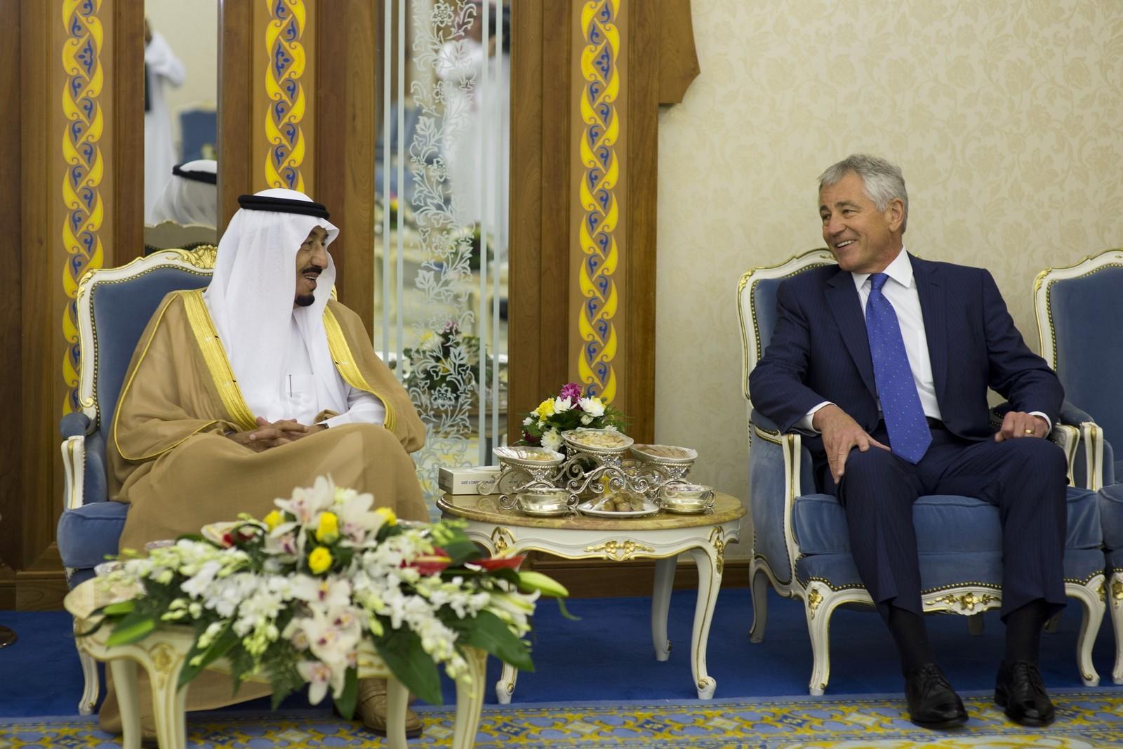 국방 수뇌부를 대폭 교체한 사우디 아라비아
