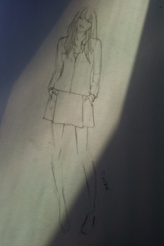 오늘의 스케치