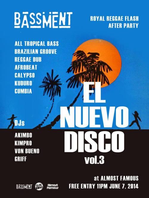 BASSment : El Nuevo Disco