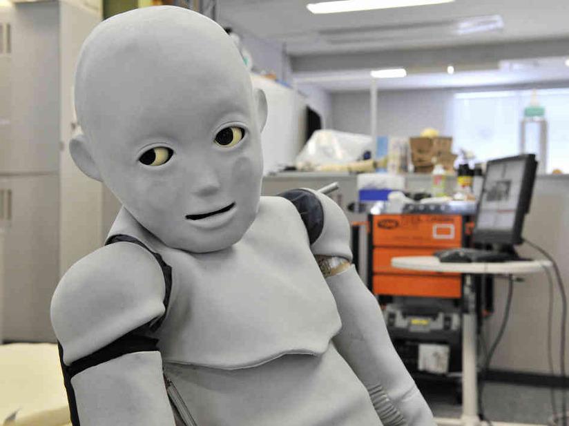 성진국의 인간형 로봇에 대한 허무한 단상...