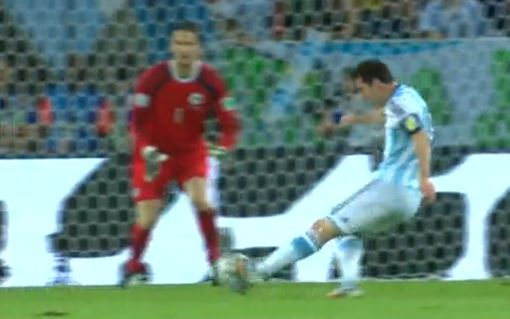 [브라질월드컵] 아르헨티나 2:1 승리 vs 보스니아