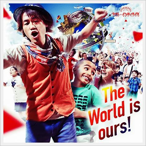나오토 인티라이미, 'The World is ours!' 삼바풍 ..
