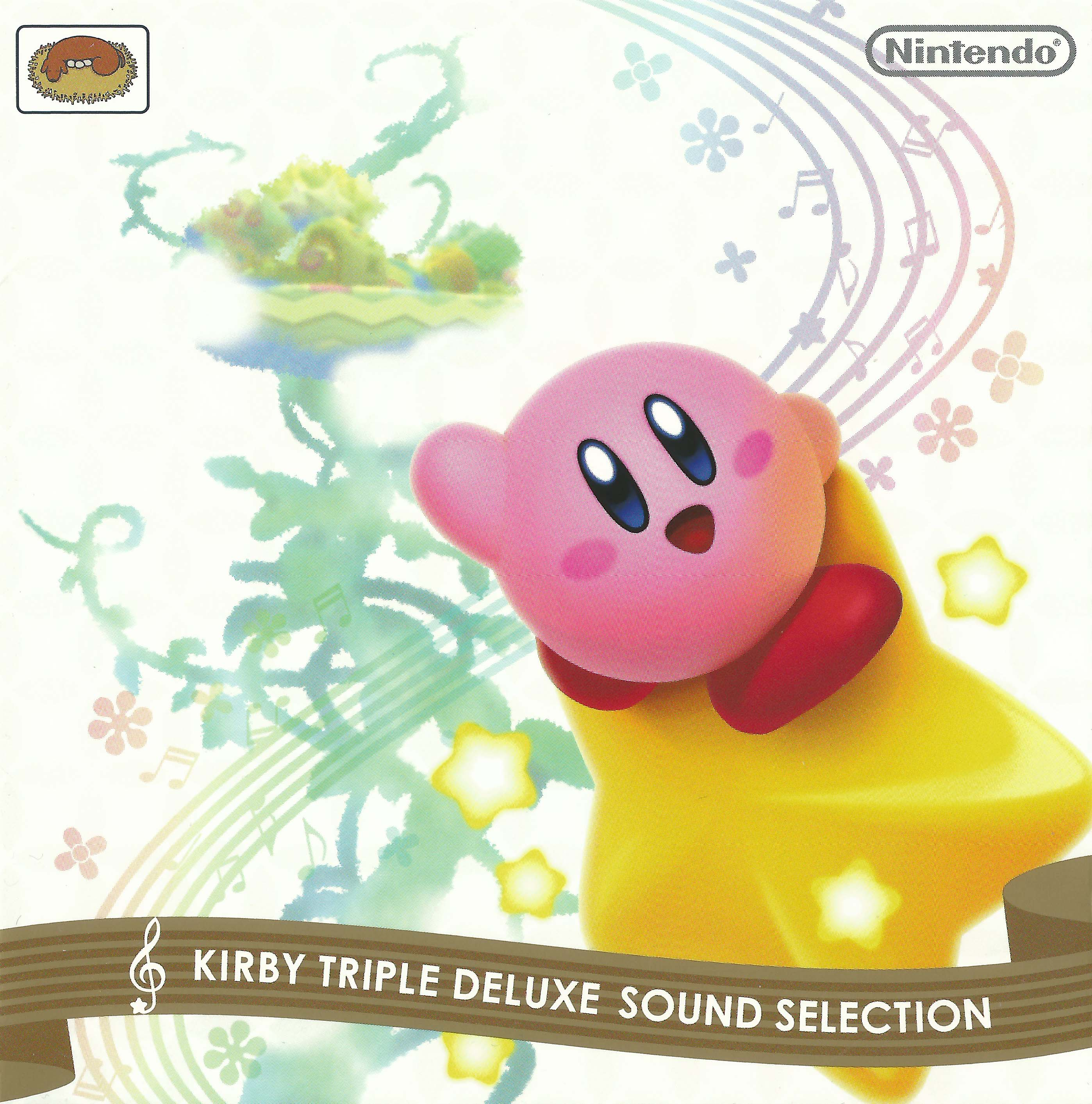 Kirby Triple Deluxe Sound Selection