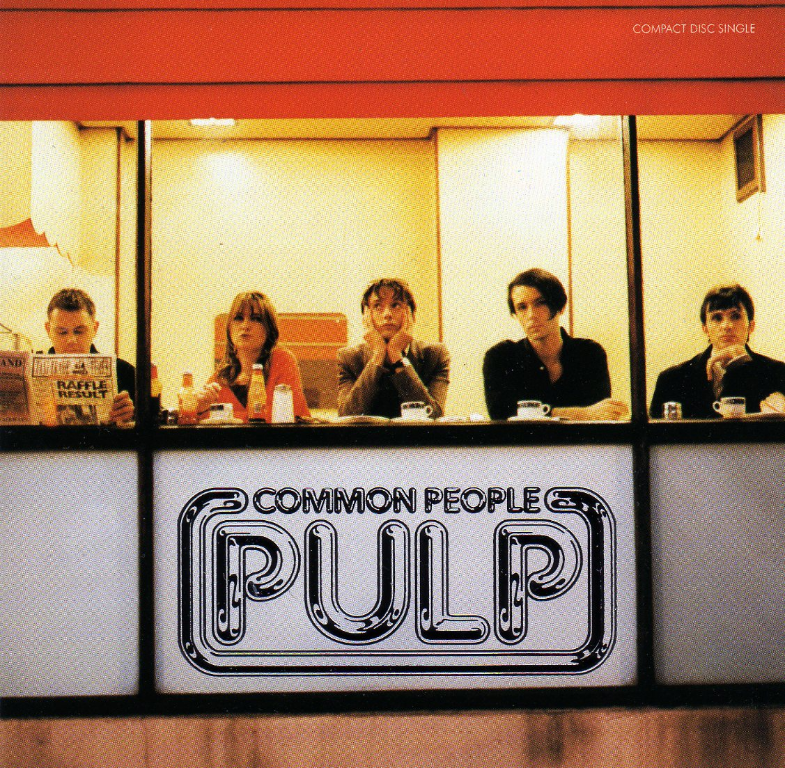 펄프- 보통사람들 Common people (Different C..