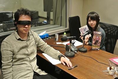'류가죠 나나나의 매장금' 라디오 방송에 출연한 성..