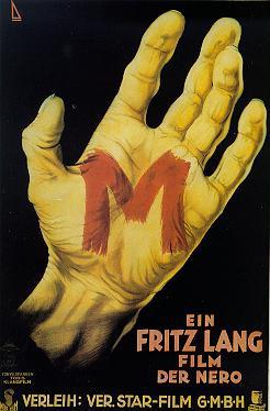 <M, 1931, Fritz lang> 섬뜩하면서도 놀라움.