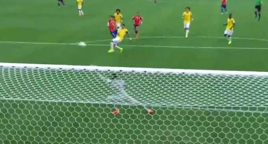 [브라질월드컵] 브라질 1:1 승리 vs 칠레