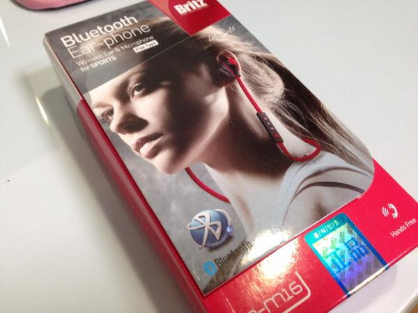 브리츠 BE M-16 블루투스 이어폰 구입
