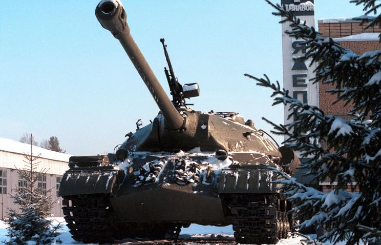콘스탄티노프카의 이야기 - IS-3가 살아있다!