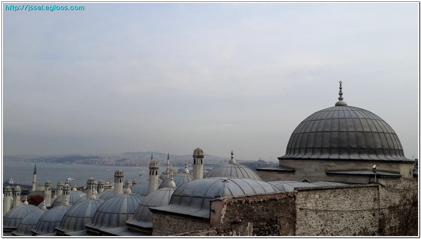 [터키/이스탄불] 슐레이마니예 모스크