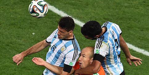 [브라질월드컵] 아르헨티나 0:0 승리 vs 네덜란드