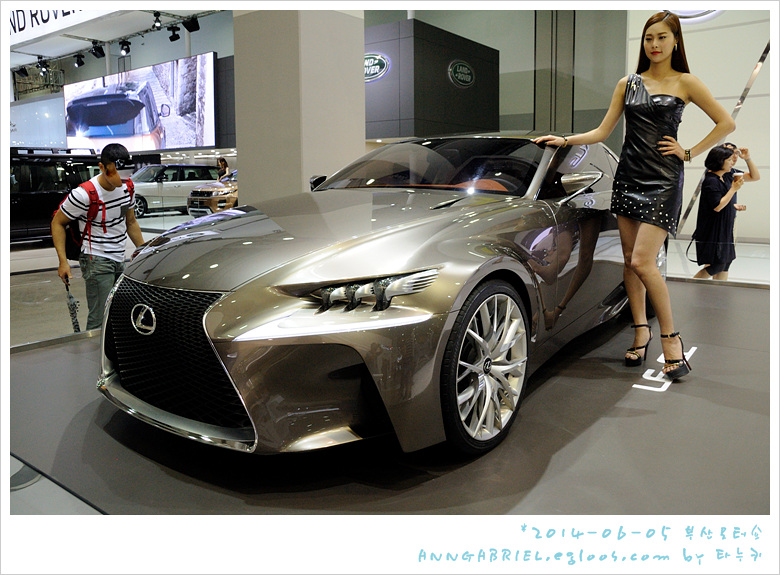 [렉서스] LF-CC in 부산모터쇼 2014