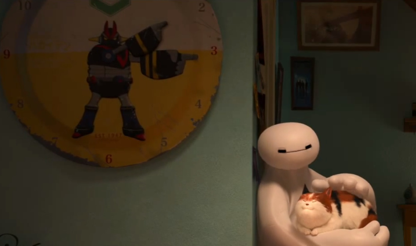 디즈니의 빅 히어로6(Big Hero 6) 트레일러 + ..