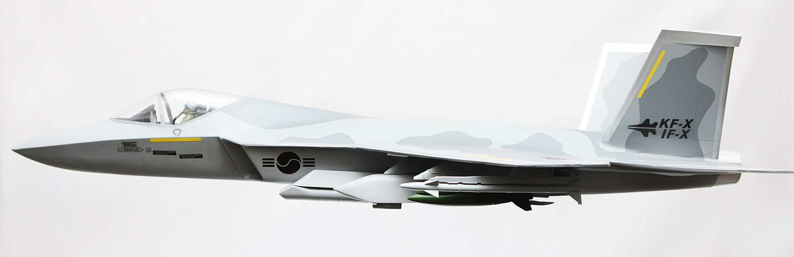 미제 F-35는 스텔스라 단발기, KFX는 못 미더워 ..