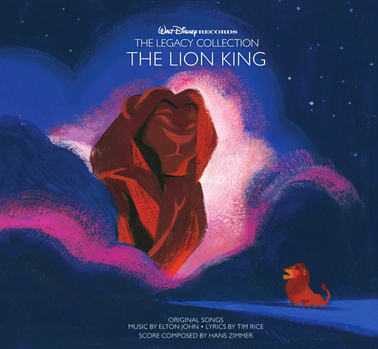 Walt Disney Records The Legacy Collection..
